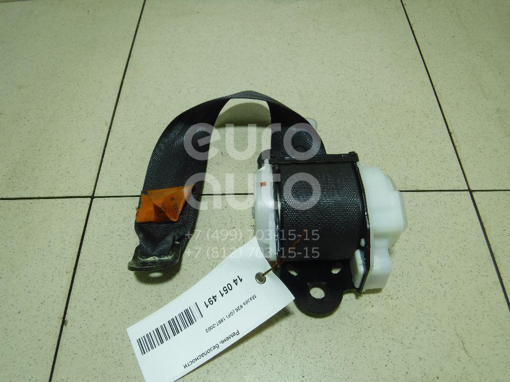 Купить Ремень безопасности Mazda 626 (GF) 1997-2002; (GE4T57740B02)