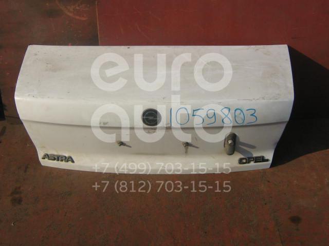 Крышка багажника для Opel Astra F 1991-1998 - Фото №1