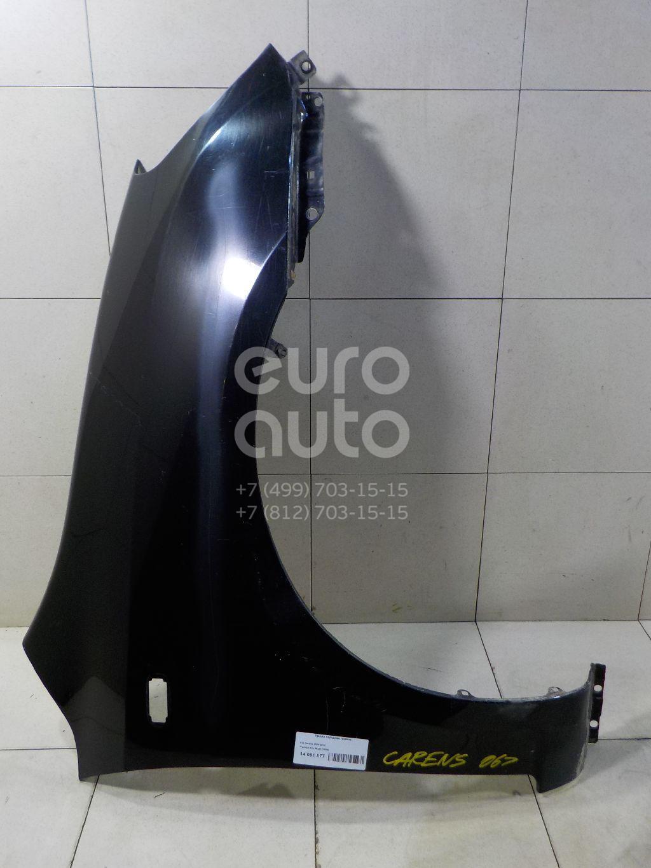Купить Крыло переднее правое Kia Carens 2006-2012; (663211D050)