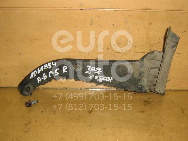 Направляющая заднего бампера правая для Audi A6 [C5] 1997-2004 - Фото №1
