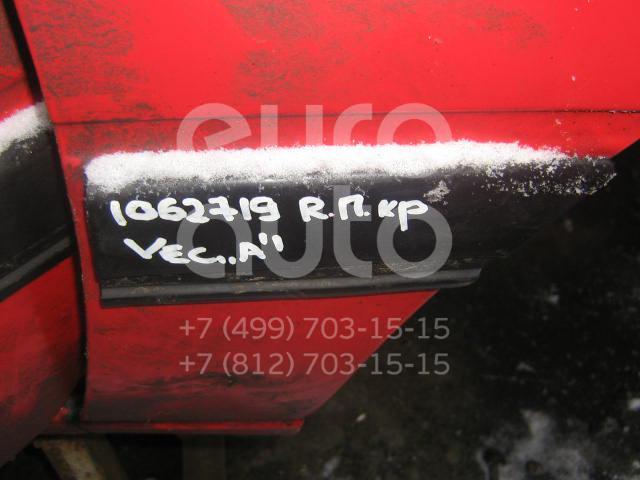 Молдинг переднего правого крыла для Opel Vectra A 1988-1995 - Фото №1