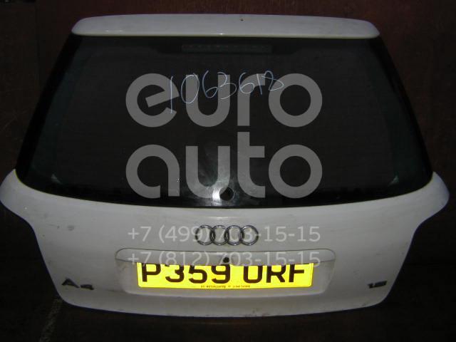 Дверь багажника со стеклом для Audi A4 [B5] 1994-2000 - Фото №1