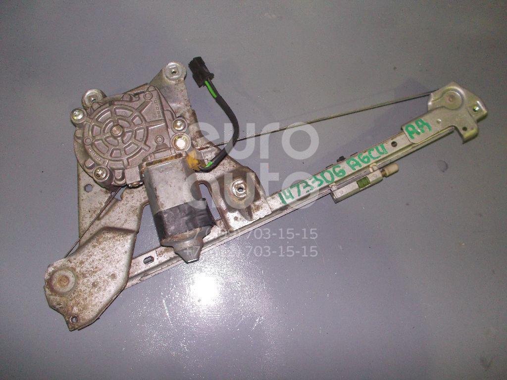 Стеклоподъемник электр. задний правый для Audi 100 [C4] 1991-1994;A6 [C4] 1994-1997 - Фото №1