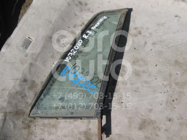 Стекло двери задней правой (форточка) для Opel Frontera A 1992-1998 - Фото №1