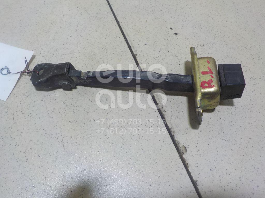 Купить Ограничитель двери Mitsubishi Pajero/Montero III (V6, V7) 2000-2006; (MR380851)