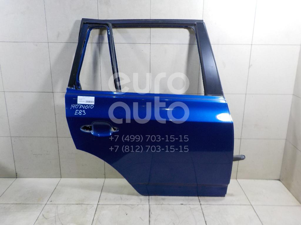 Купить Дверь задняя правая BMW X3 E83 2004-2010; (41003449338)
