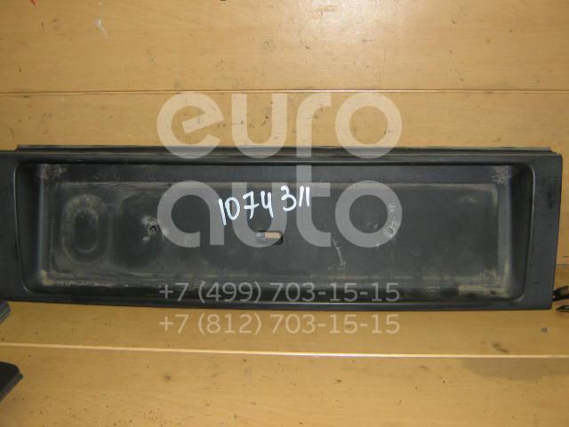 Рамка под номер для VW Golf III/Vento 1991-1997 - Фото №1