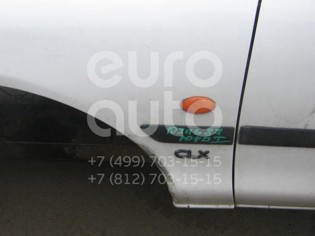 Молдинг переднего левого крыла для Ford Mondeo I 1993-1996 - Фото №1