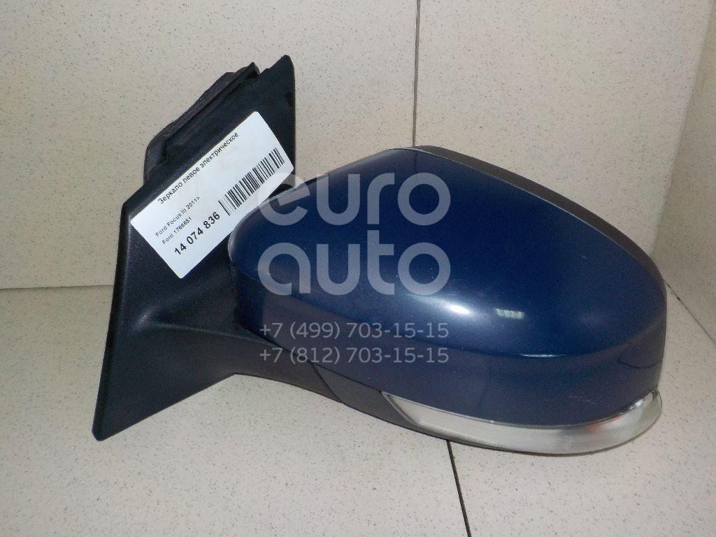 Купить Зеркало левое электрическое Ford Focus III 2011-; (1766651)