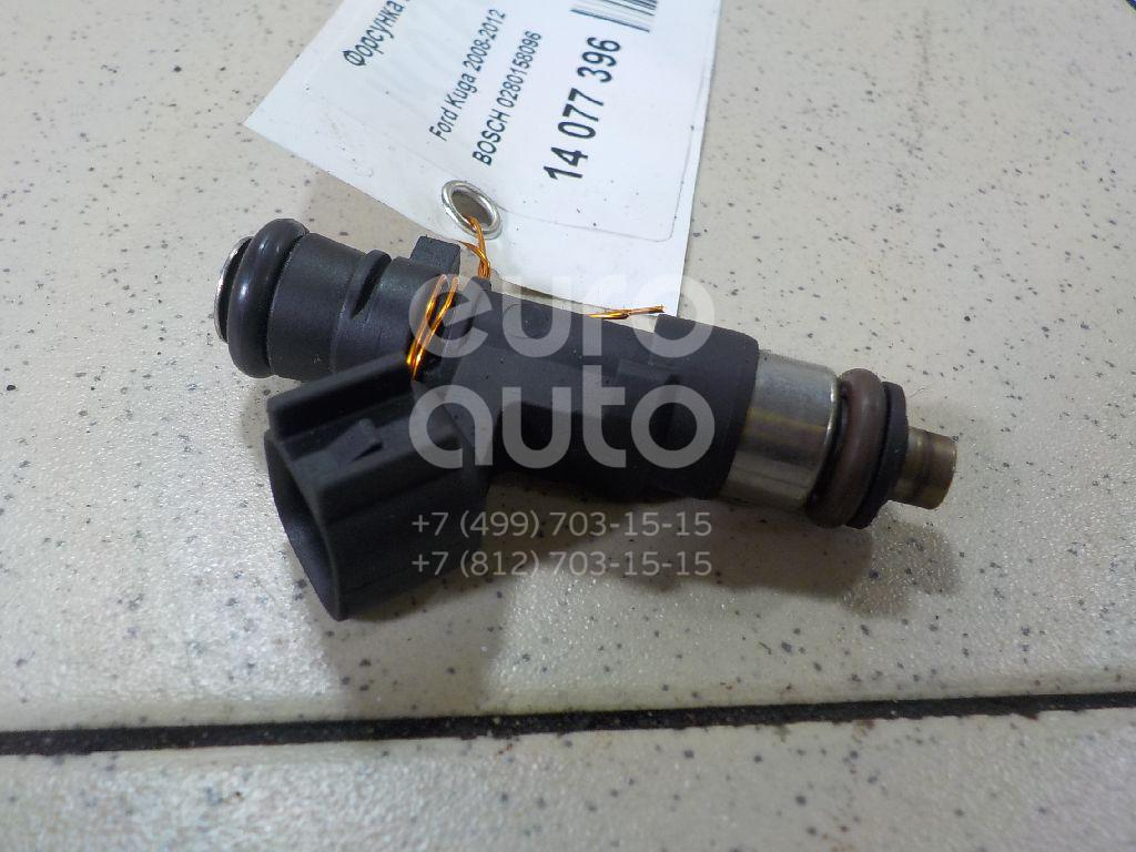 Купить Форсунка инжекторная электрическая Ford Kuga 2008-2012; (0280158096)