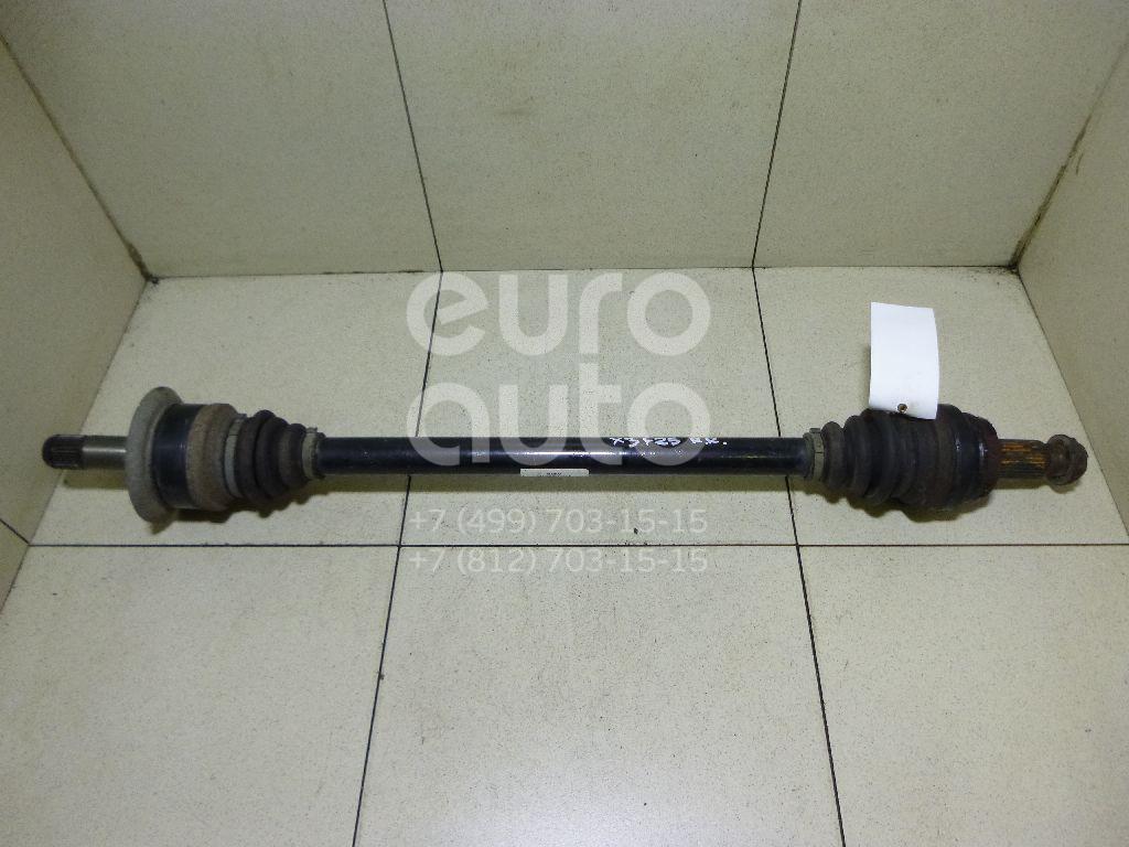 Купить Полуось задняя правая BMW X3 F25 2010-; (33207598042)
