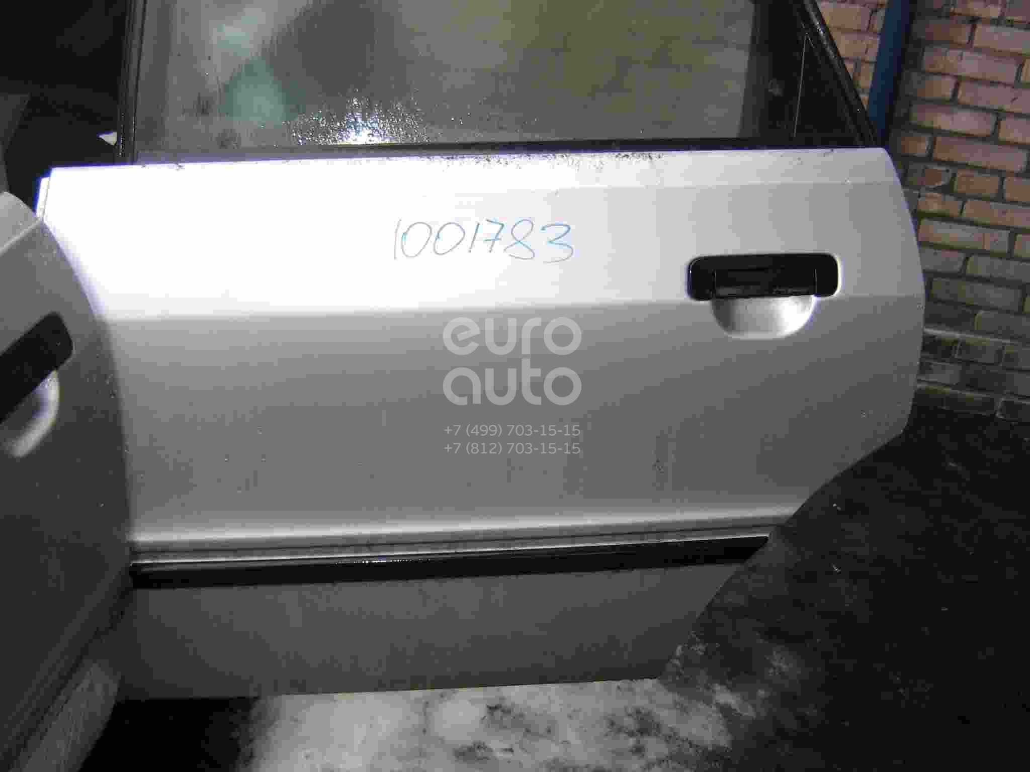 Дверь задняя левая для Audi 80/90 [B4] 1991-1994;80/90 [B3] 1986-1991 - Фото №1