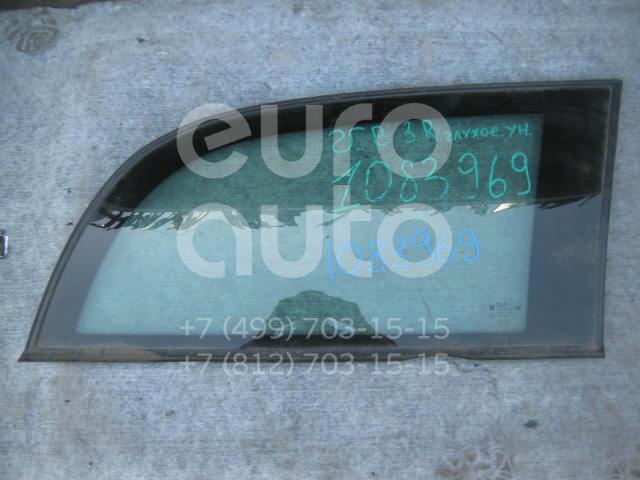 Стекло кузовное глухое правое для Opel Omega B 1994-2003 - Фото №1