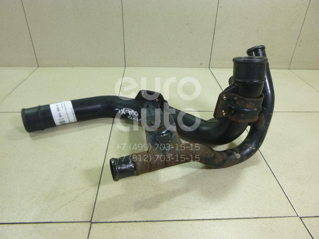 Купить Патрубок интеркулера Mitsubishi Outlander XL (CW) 2006-2012; (1505A109)