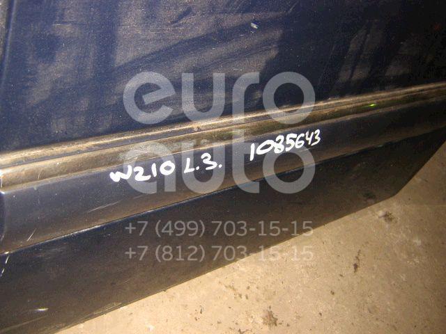 Молдинг задней левой двери для Mercedes Benz W210 E-Klasse 1995-2000 - Фото №1