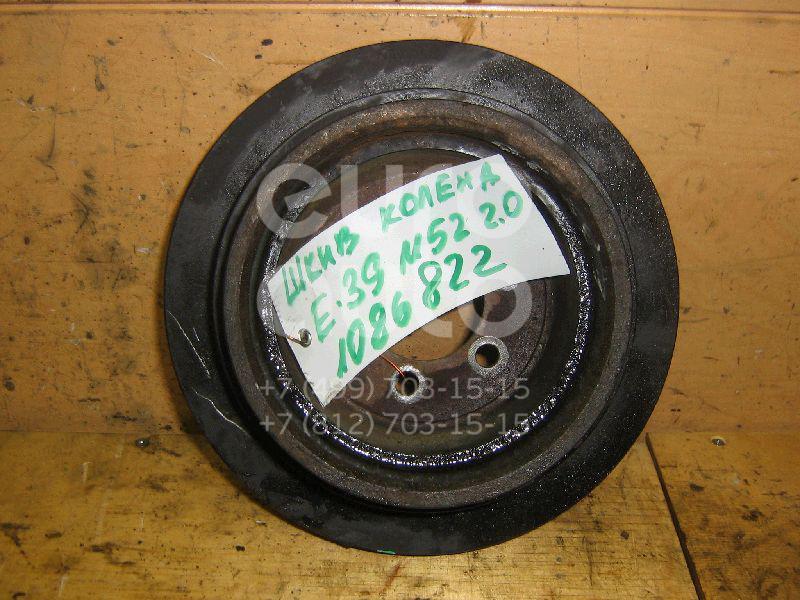Шкив коленвала для BMW 5-серия E39 1995-2003;3-серия E36 1991-1998;3-серия E46 1998-2005;7-серия E38 1994-2001;Z3 1995-2003;X5 E53 2000-2007 - Фото №1