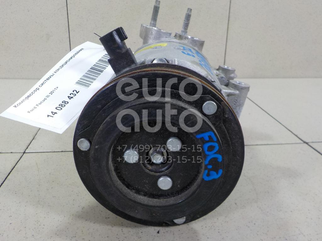 Купить Компрессор системы кондиционирования Ford Focus III 2011-; (1872151)