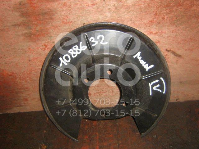 Пыльник тормозного диска для Ford Mondeo IV 2007-2015 - Фото №1