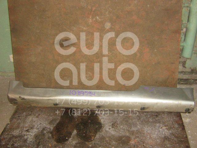 Накладка на порог (наружная) для audi TT(8N) 1998-2006 - Фото №1