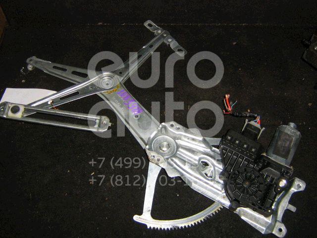 Стеклоподъемник электр. передний правый для Opel Zafira A (F75) 1999-2005 - Фото №1