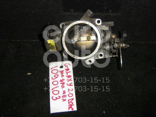 Заслонка дроссельная механическая для Ford Galaxy 1995-2006 - Фото №1