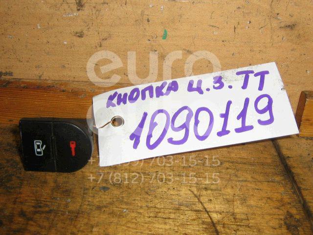 Кнопка центрального замка для Audi TT(8N3) 1998-2006 - Фото №1