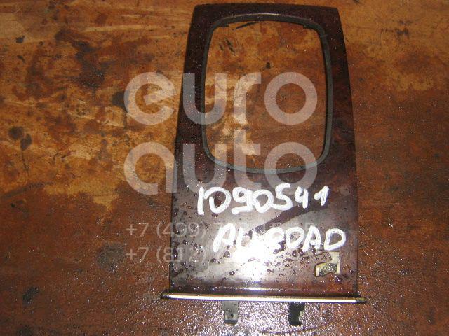 Накладка декоративная для Audi Allroad quattro 2000-2005 - Фото №1