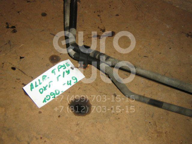 Трубка охлажд. жидкости металлическая для Audi Allroad quattro 2000-2005 - Фото №1