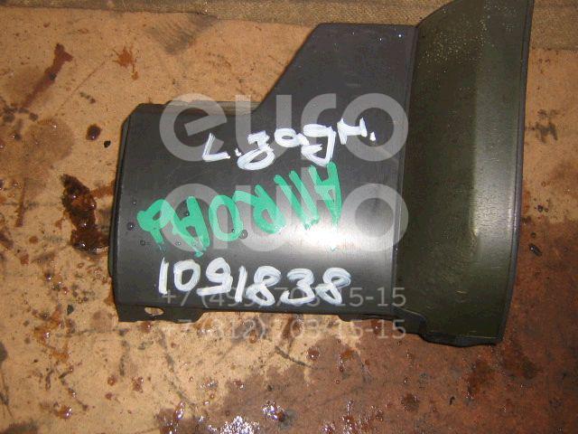 Накладка на порог (наружная) для Audi Allroad quattro 2000-2005 - Фото №1