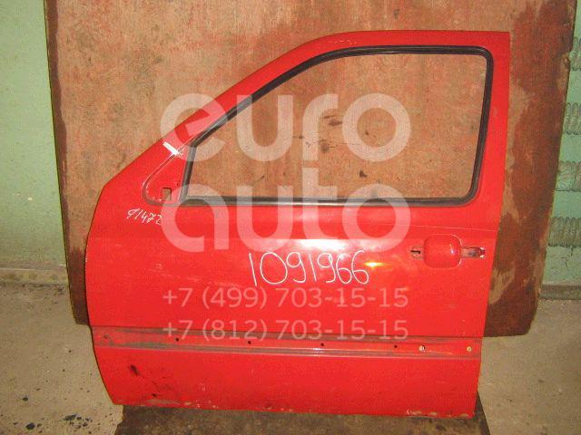 Дверь передняя левая для VW Golf III/Vento 1991-1997 - Фото №1