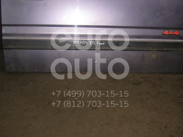 Молдинг передней правой двери для Opel Frontera A 1992-1998 - Фото №1