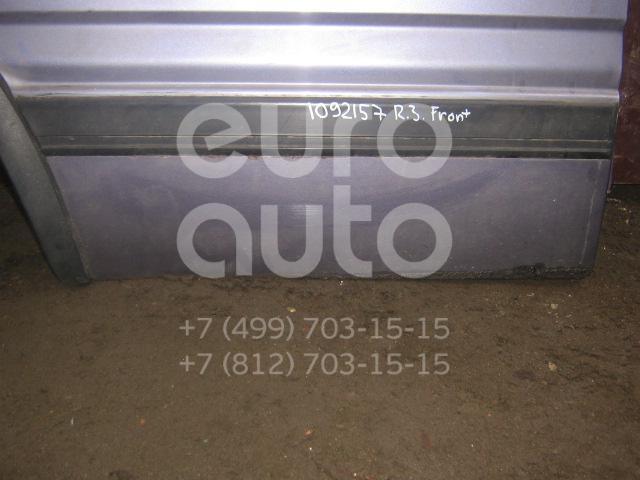 Молдинг задней правой двери для Opel Frontera A 1992-1998 - Фото №1