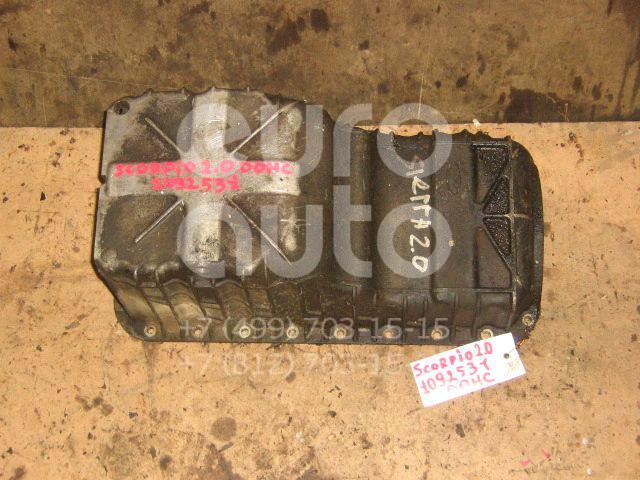 Поддон масляный двигателя для Ford Scorpio 1994-1998;Scorpio 1986-1992;Scorpio 1992-1994 - Фото №1