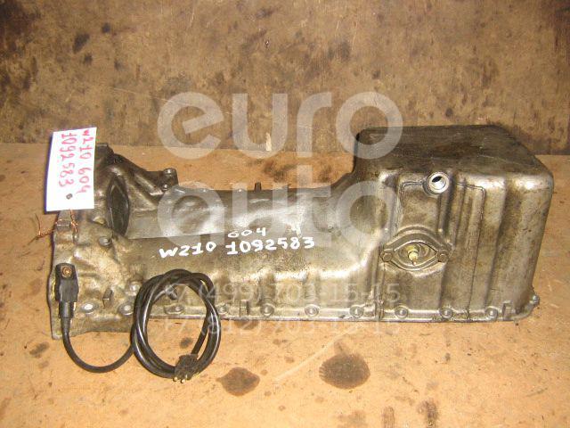 Поддон масляный двигателя для Mercedes Benz W210 E-Klasse 1995-2000 - Фото №1