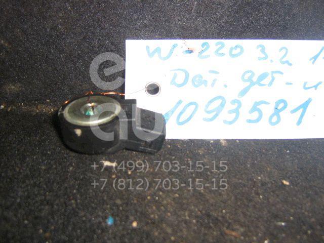 Датчик детонации для Mercedes Benz W220 1998-2005;W163 M-Klasse (ML) 1998-2004;W140 1991-1999;W202 1993-2000;W210 E-Klasse 1995-2000;C208 CLK coupe 1997-2002;G-Class W463 1989>;W215 coupe 1999-2006;W203 2000-2006;C209 CLK coupe 2002-2010 - Фото №1