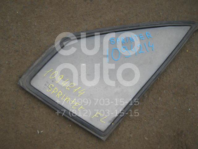 Стекло двери передней левой (форточка) для Mercedes Benz Sprinter (901-905) 1995-2006 - Фото №1