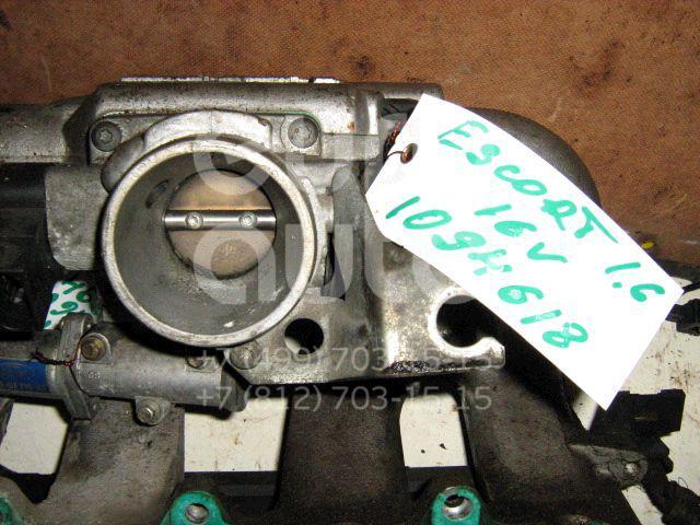 Заслонка дроссельная механическая для Ford Escort/Orion 1995-2000 - Фото №1