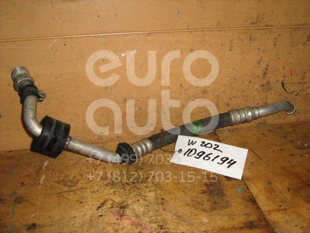 Трубка кондиционера для Mercedes Benz W202 1993-2000;C208 CLK coupe 1997-2002 - Фото №1
