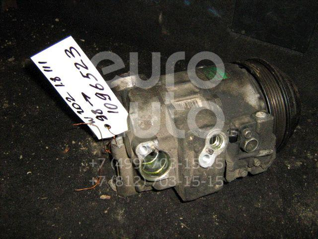 Компрессор системы кондиционирования для Mercedes Benz W202 1993-2000;W163 M-Klasse (ML) 1998-2004;Sprinter (901-905)/Sprinter Classic (909) 1995-2006;Vito (638) 1996-2003;W210 E-Klasse 1995-2000;C208 CLK coupe 1997-2002;R170 SLK 1996-2004;G-Class W463 1989>;W210 E-Klasse 2000-2002 - Фото №1