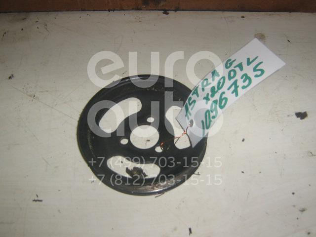 Шкив водяного насоса (помпы) для Opel Astra G 1998-2005 - Фото №1