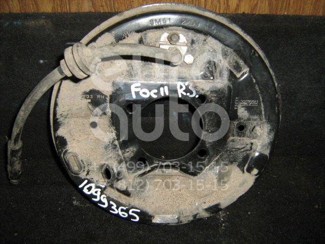 Щит опорный задний правый для Ford Focus II 2005-2008 - Фото №1