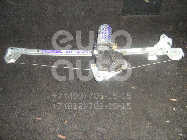 Стеклоподъемник электр. задний правый для Mercedes Benz W210 E-Klasse 1995-2000;W210 E-Klasse 2000-2002 - Фото №1