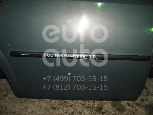 Молдинг задней двери LR для Ford Mondeo III 2000-2007 - Фото №1