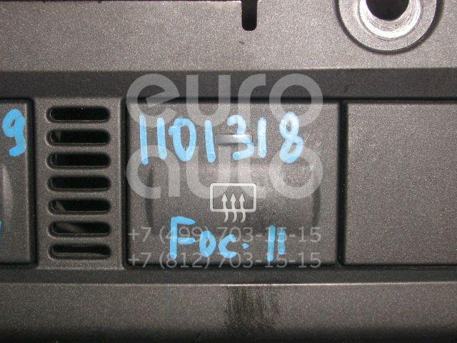 Кнопка обогрева заднего стекла для Ford Focus II 2005-2008;C-MAX 2003-2011;Focus II 2008-2011;Transit 2006> - Фото №1
