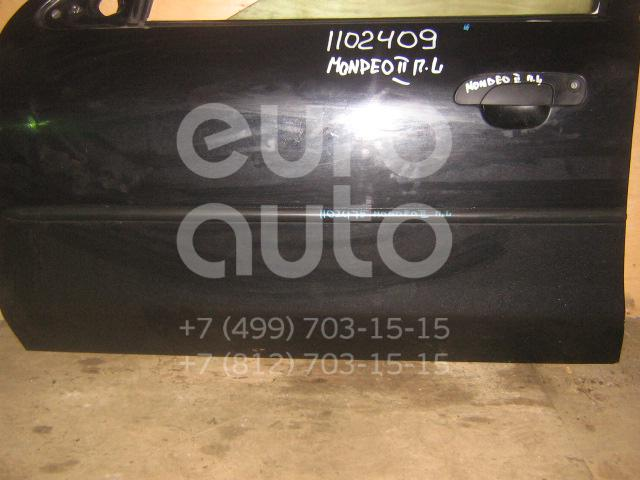 Молдинг передней двери (лев=прав) для Ford Mondeo II 1996-2000;Mondeo I 1993-1996 - Фото №1