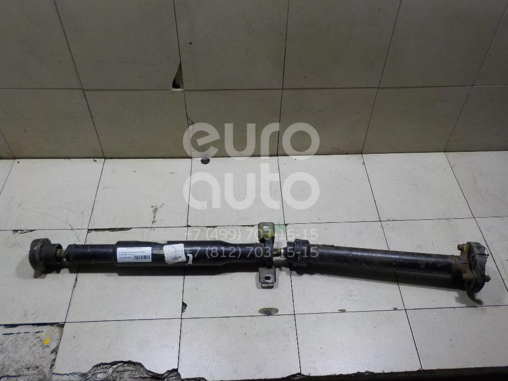 Купить Вал карданный задний Mercedes Benz W164 M-Klasse (ML) 2005-2011; (1644103202)
