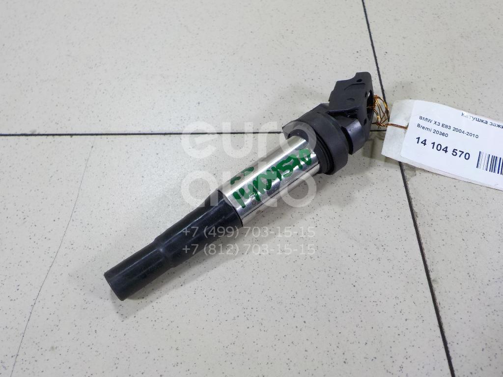Катушка зажигания BMW X3 E83 2004-2010; (20360)  - купить со скидкой