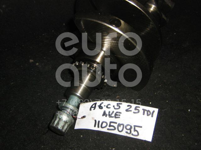 Коленвал для Audi,VW Allroad quattro 2000-2005;A4 [B5] 1994-2001;A8 [4D] 1994-1998;Passat [B5] 1996-2000;A4 [B6] 2000-2004;A6 [C5] 1997-2004;A8 [4D] 1999-2002;Passat [B5] 2000-2005;A4 [B7] 2005-2007 - Фото №1