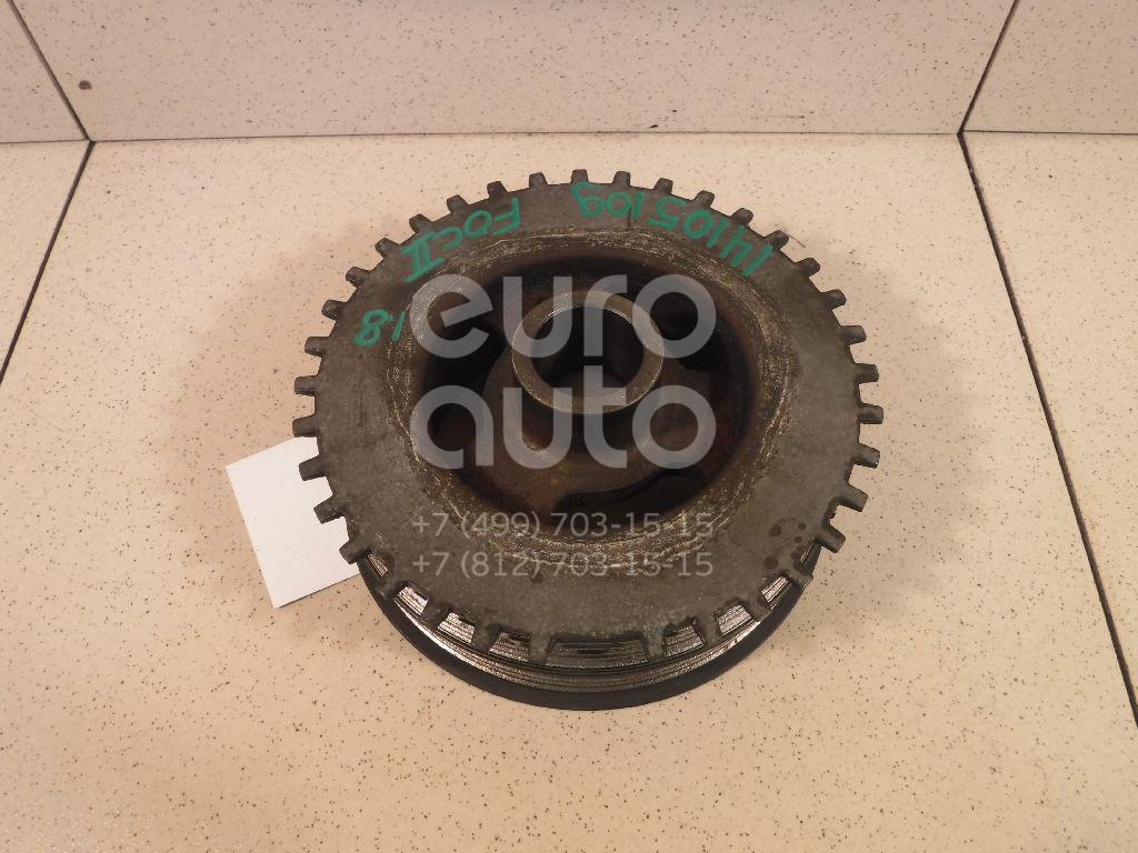 Купить Шкив коленвала Ford Focus II 2008-2011; (4M5G6316HA)