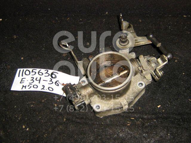 Заслонка дроссельная механическая для BMW 5-серия E34 1988-1995;3-серия E36 1991-1998 - Фото №1
